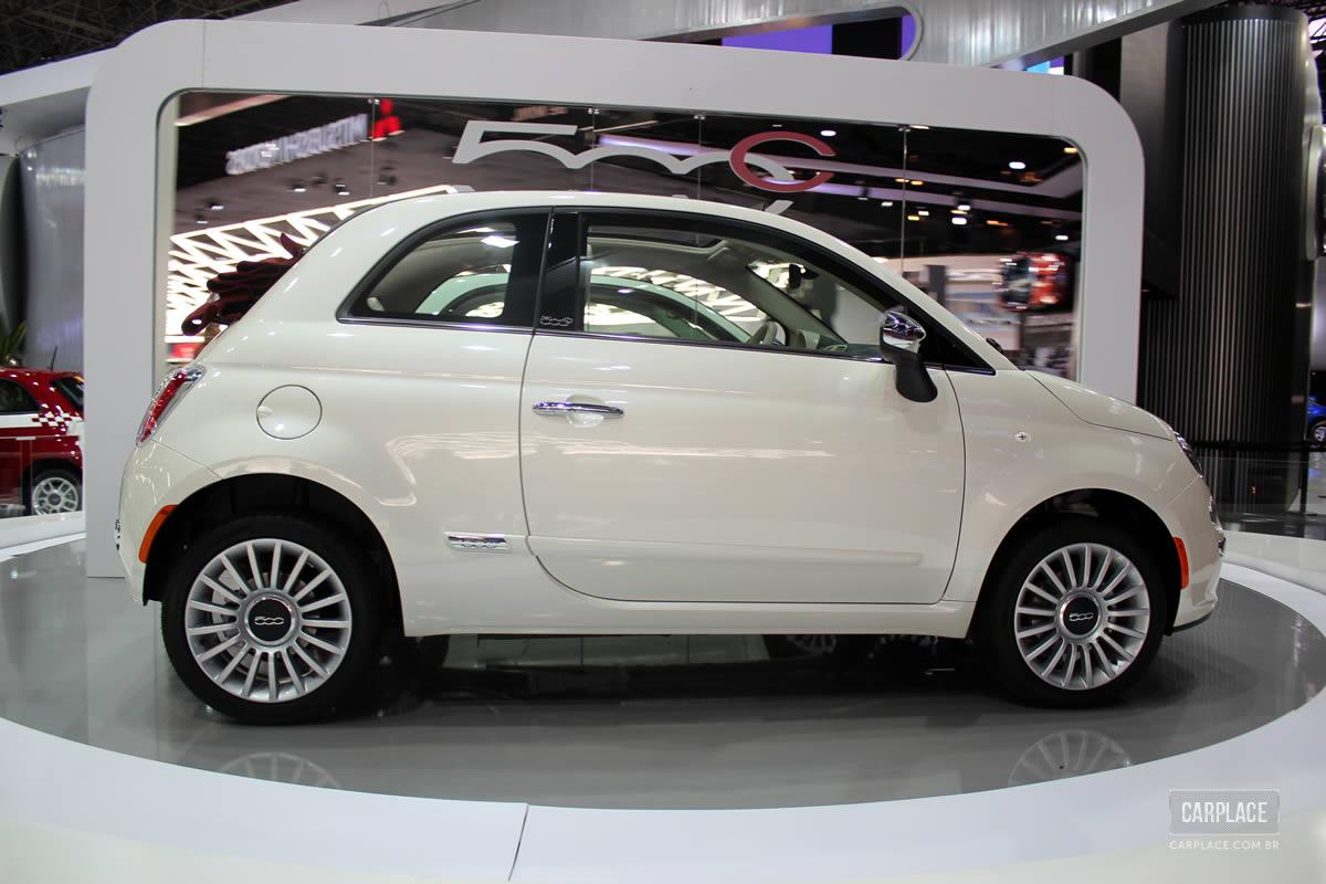 Fiat 500 Cabrio Wallpaper For Windows
