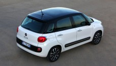 Fiat 500 L Retro Wallpaper Download
