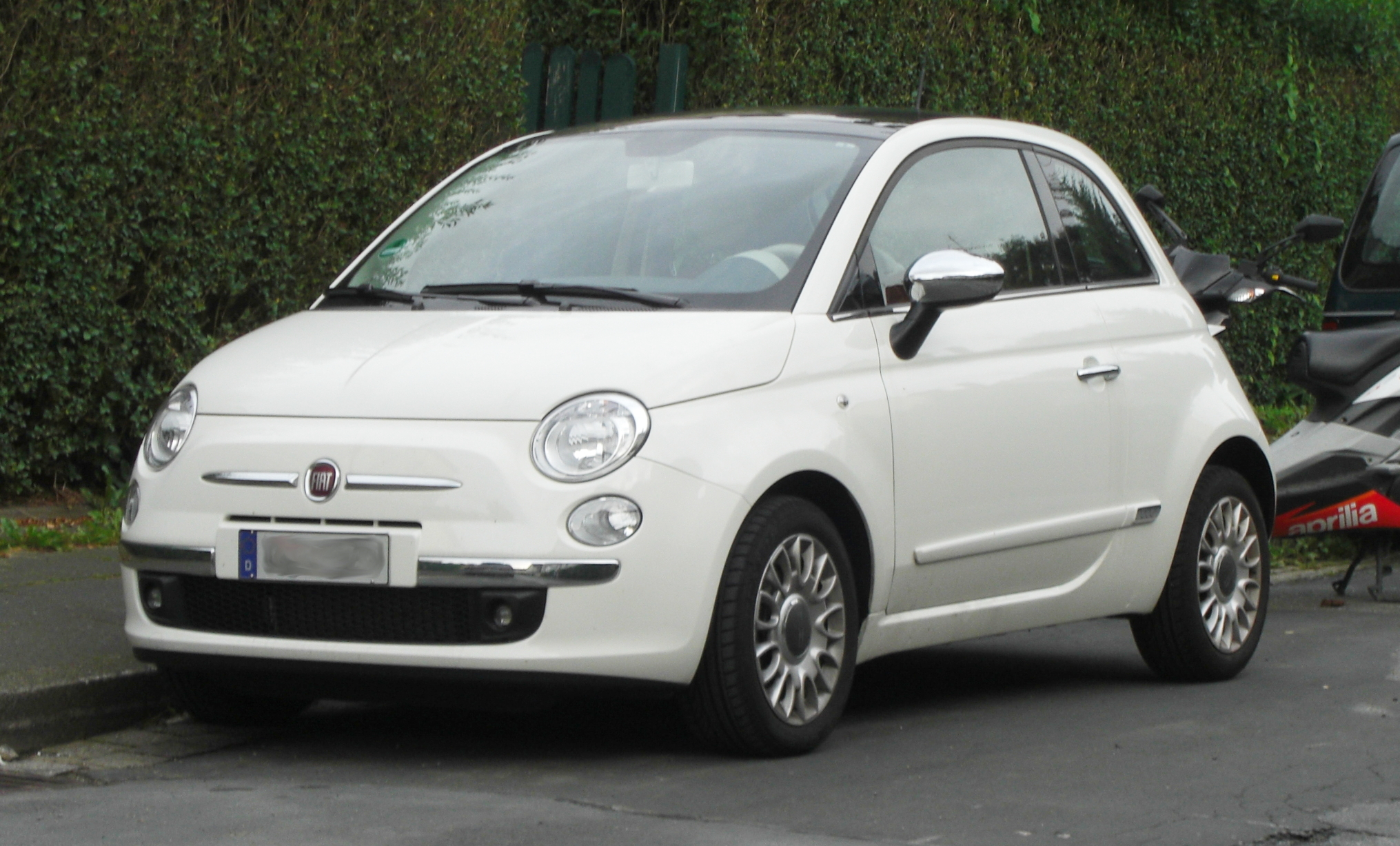 Wallpaper HD For Iphone Fiat 500