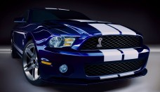 Ford Mustang Shelby GT500 2010 Wallpaper For Mac