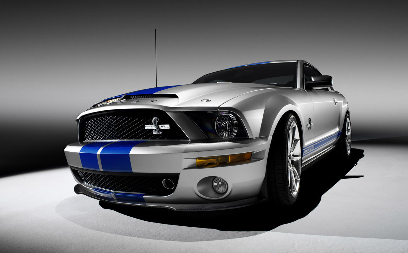 Ford Mustang Shelby Desktop Backgrounds HD