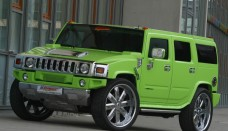 Green Hummer H2 Wallpaper Free For Phone