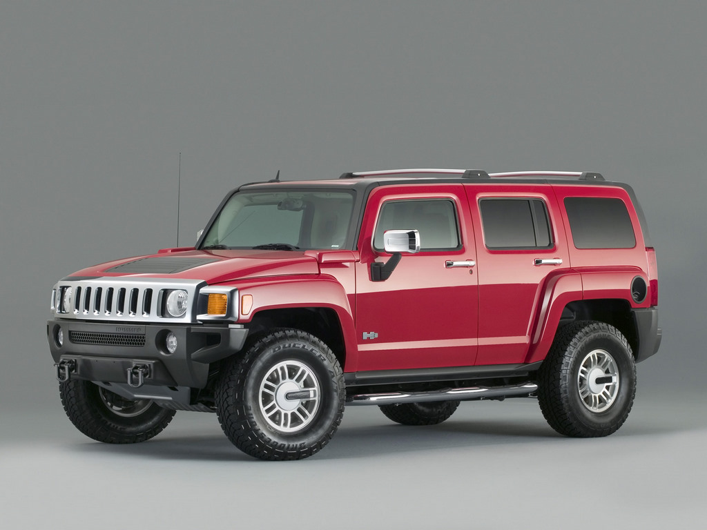 Hummer H3 SUV Wallpaper Free For Iphone
