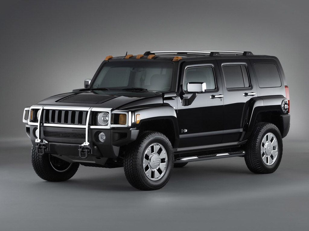 Hummer H3 2008 Wallpaper For Ipad