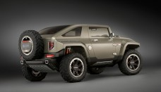 Hummer HX Concept Wallpaper For Windows
