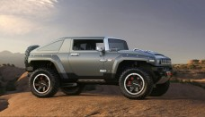Hummer HX Concept Wallpaper For Android