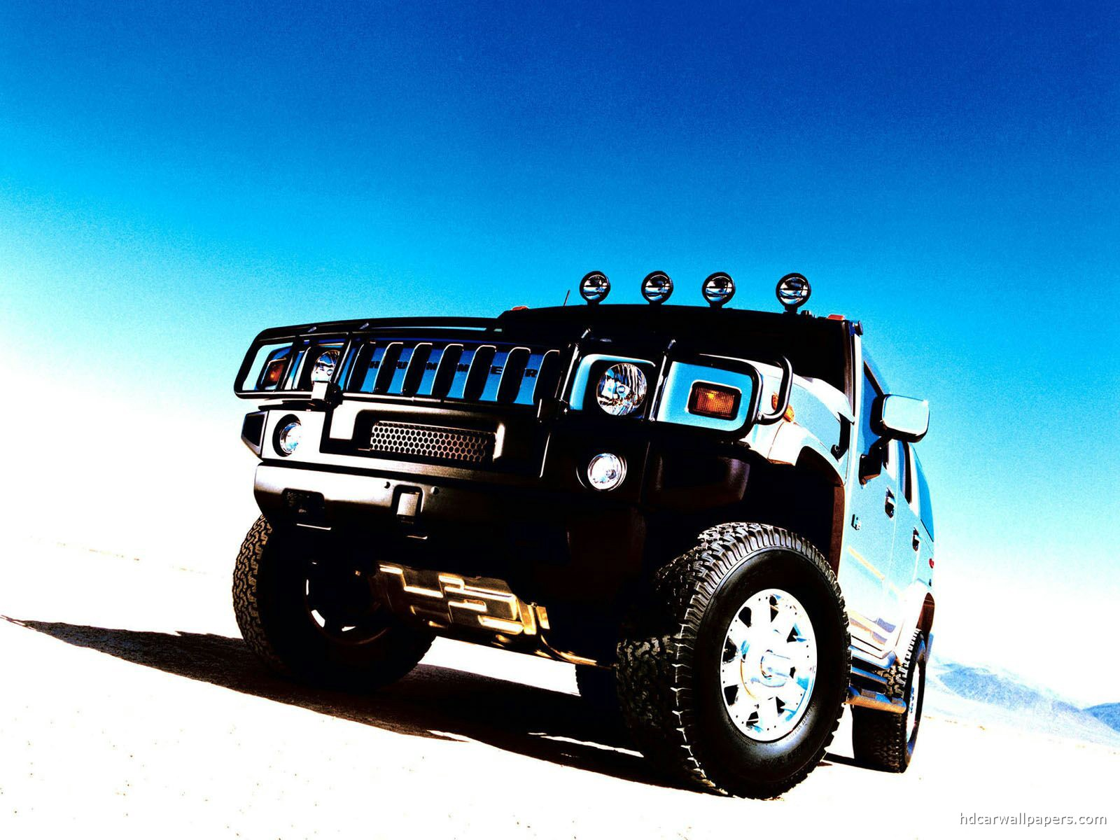 Hummer Wallpaper Free For PC
