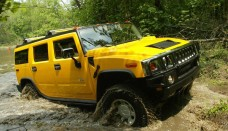 Hummer H2 2003 Backgrounds HD