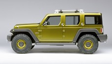 Jeep Concept Truck Rescue Wallpaper For Windows
