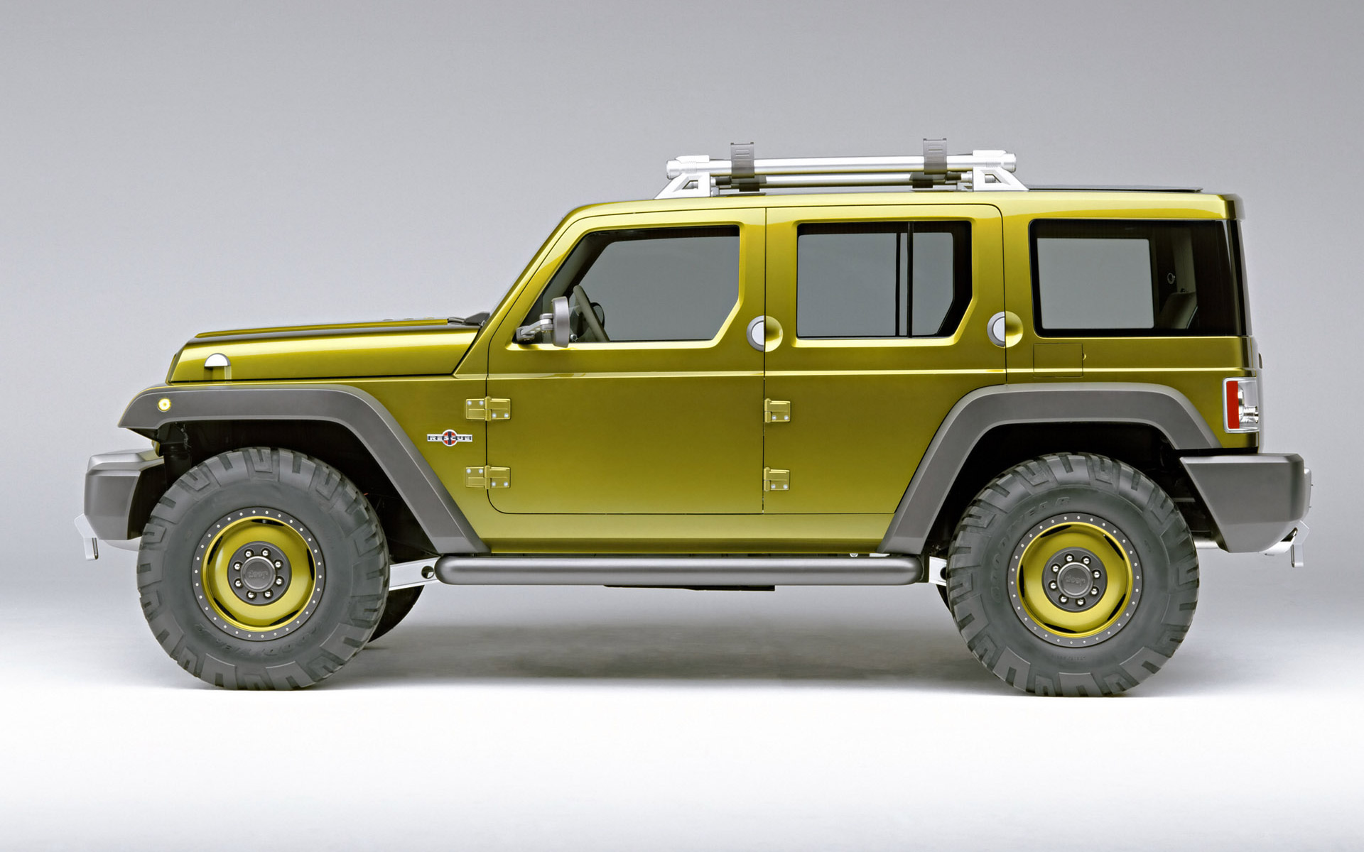 Jeep Concept Truck Rescue Wallpaper For Windows