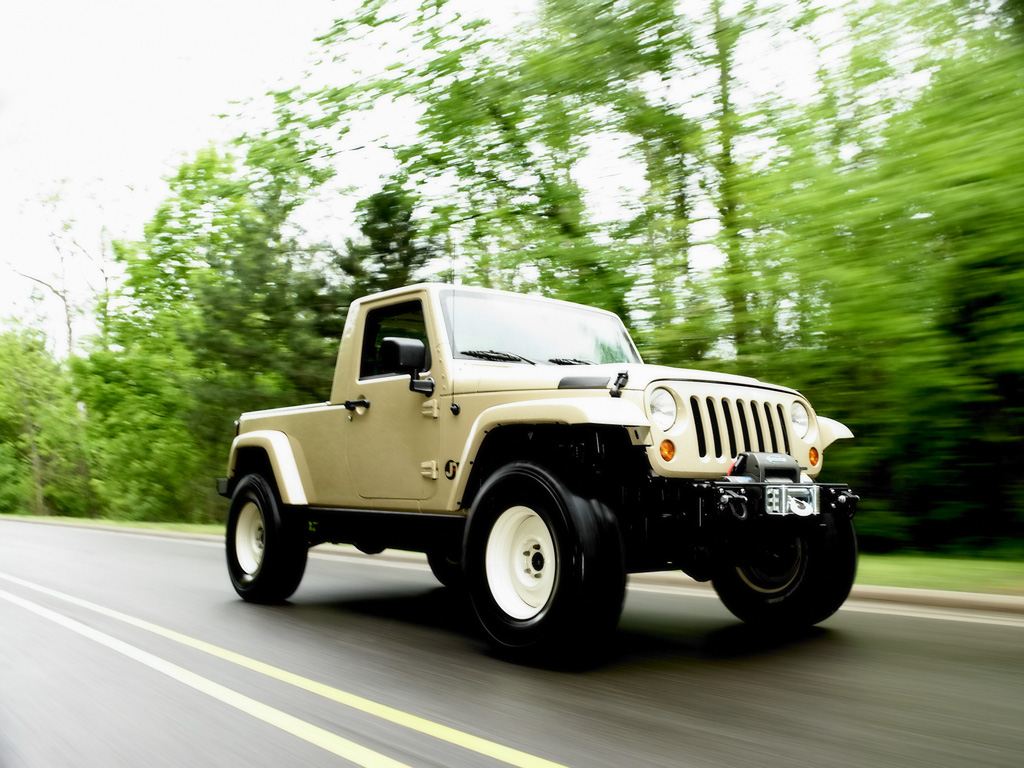 Jeep Wrangler Desktop Wallpaper HD