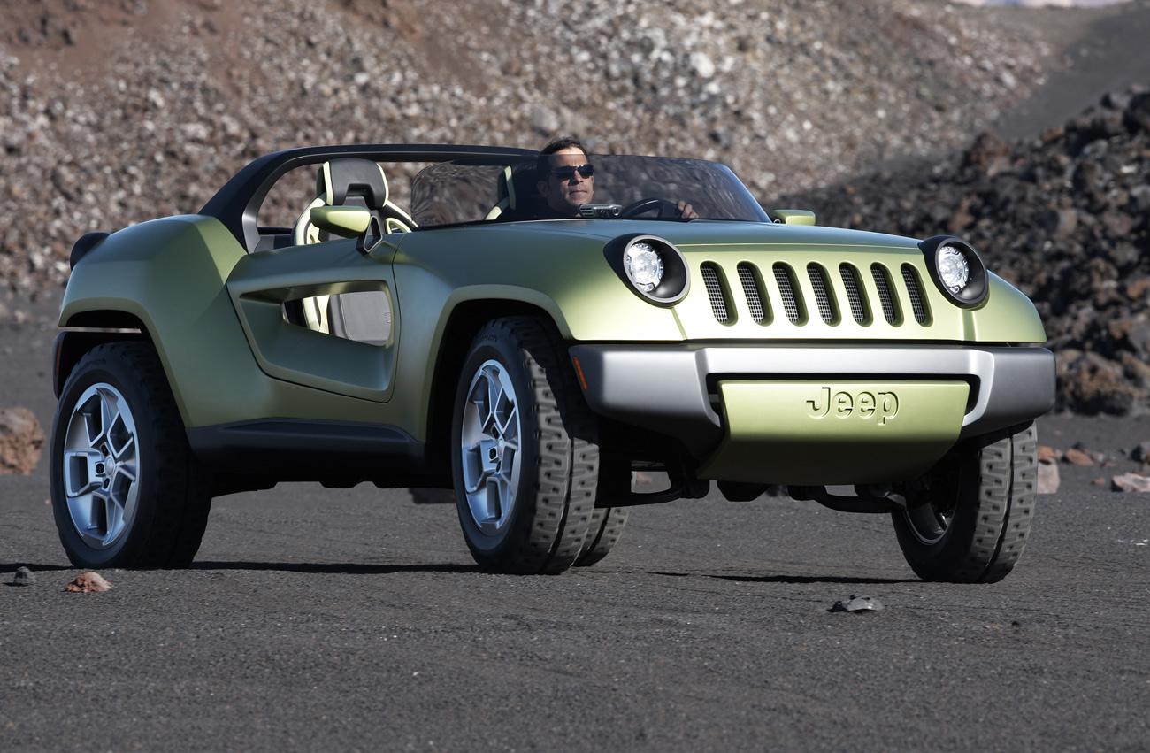 2011 Jeep Wallpaper HD 1080p