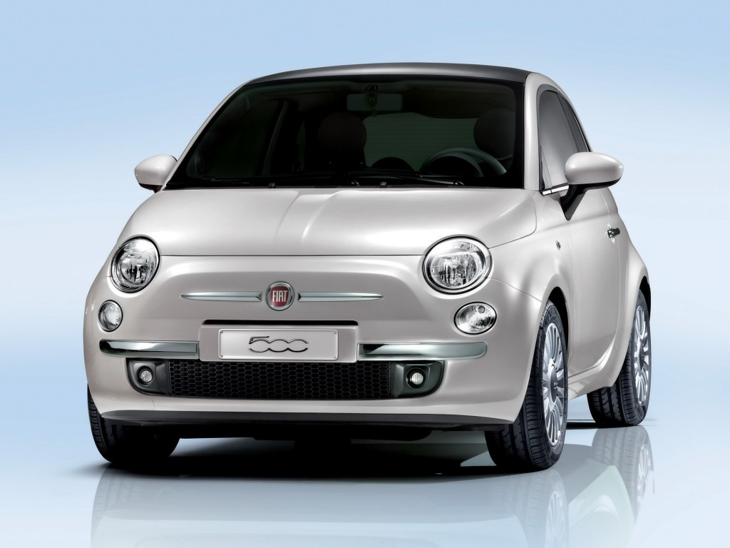 Fiat 500 Backgrounds HD Free