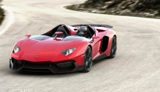 Lamborghini Aventador J Screensavers For Windows