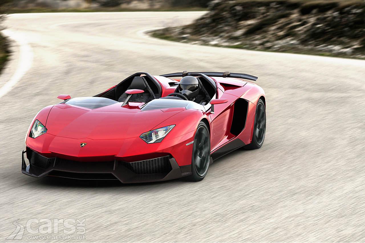 Lamborghini Aventador J Screensavers For Windows