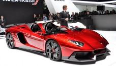 Lamborghini Aventador J Wallpaper HD For Mobile
