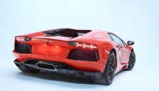 Lamborghini Aventador LP700-4 Desktop Wallpaper