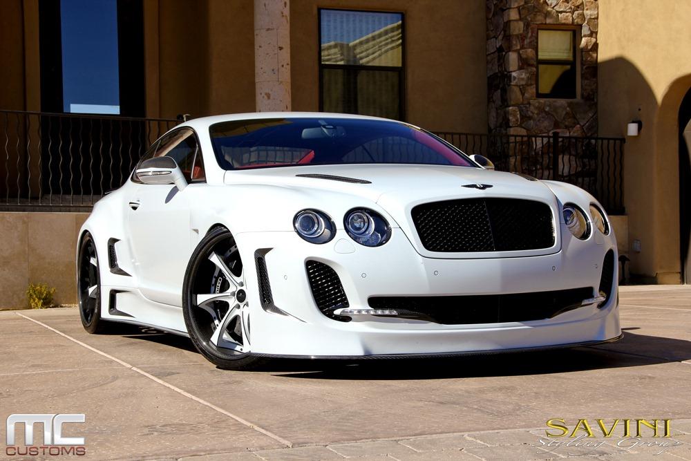 MC Customs Bentley Continental Wallpaper HD For Mac