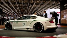 Bentley Continental GT3 Racer Background For Pictures