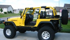 Jeep Wrangler Modified Free Wallpaper For Android