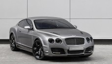 Topcar Bentley Continental GT Bullet Grey Wallpaper HD For Windows