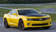 01 2013 Chevrolet Camaro Wallpaper HD