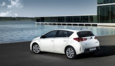 Toyota Auris Auto Show in Parijs Primeurs Wallpapers HD