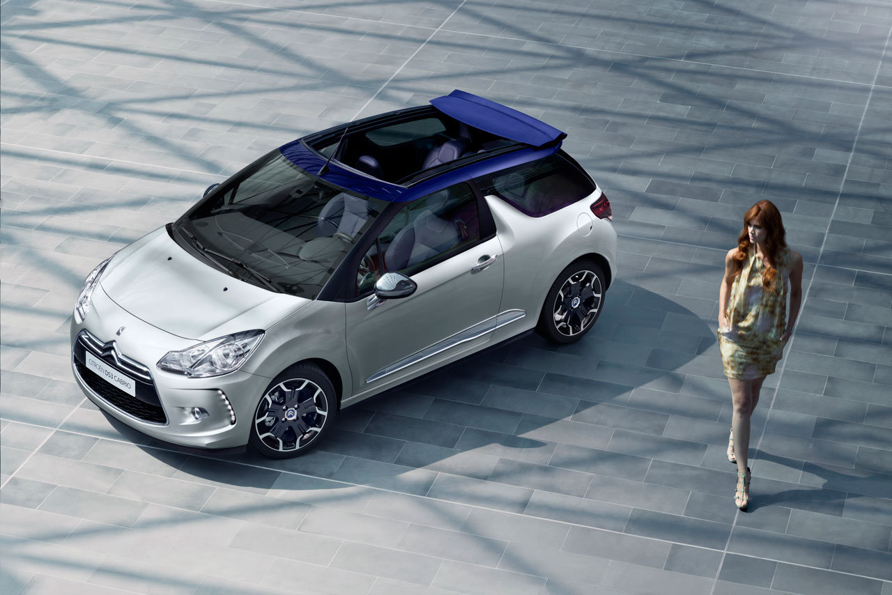 Citroen DS3 Cabrio Wallpapers For Background