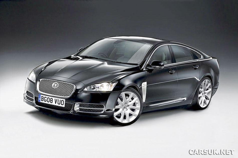 Jaguar XJ no Top Gear Wallapers HD