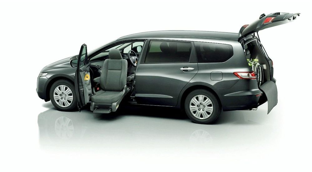 Car of the Year New 2011 Honda Odyssey at Criswell Honda MD Honda Wallpapers  For Phone