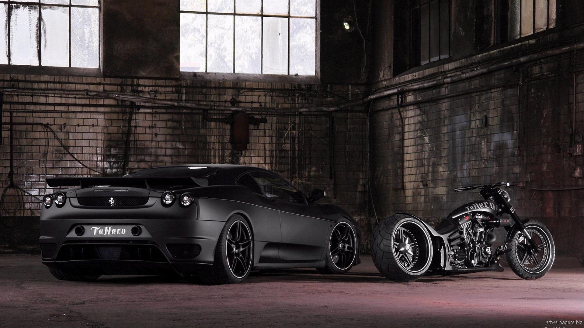 Ferrari Wallpapers Widescreen Full HD World Cars Gallery Free