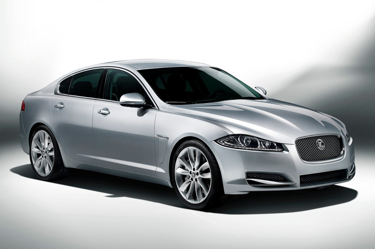 2012 Jaguar XF Wallapers HD