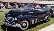 1947 Chevrolet Fleetmaster Convertible Wallpaper Backgrounds