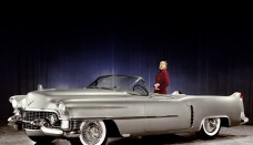 1953 Cadillac Le Mans Concept Wallpaper For Phone