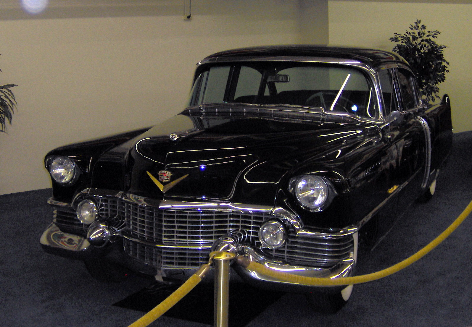 1954 Cadillac Fleetwood Wallpaper For Computer Wallpaper