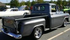 1959 Chevrolet Apache 3100 Pickup Truck Wallpaper For Phone