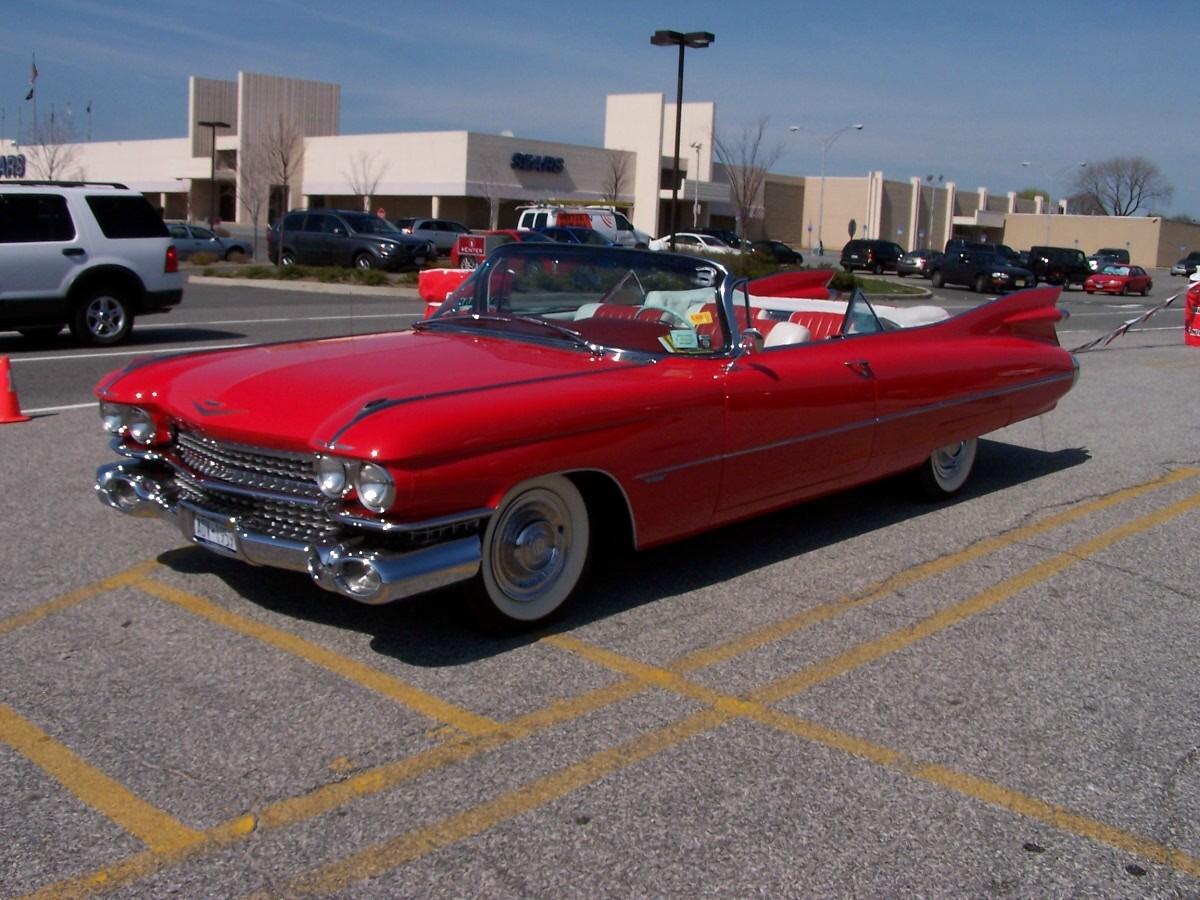1959 Cadillac Eldorado Desktop Background