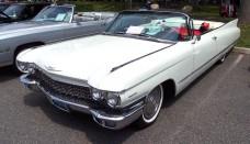 1960 Cadillac Convertible White Wallpaper For Computer