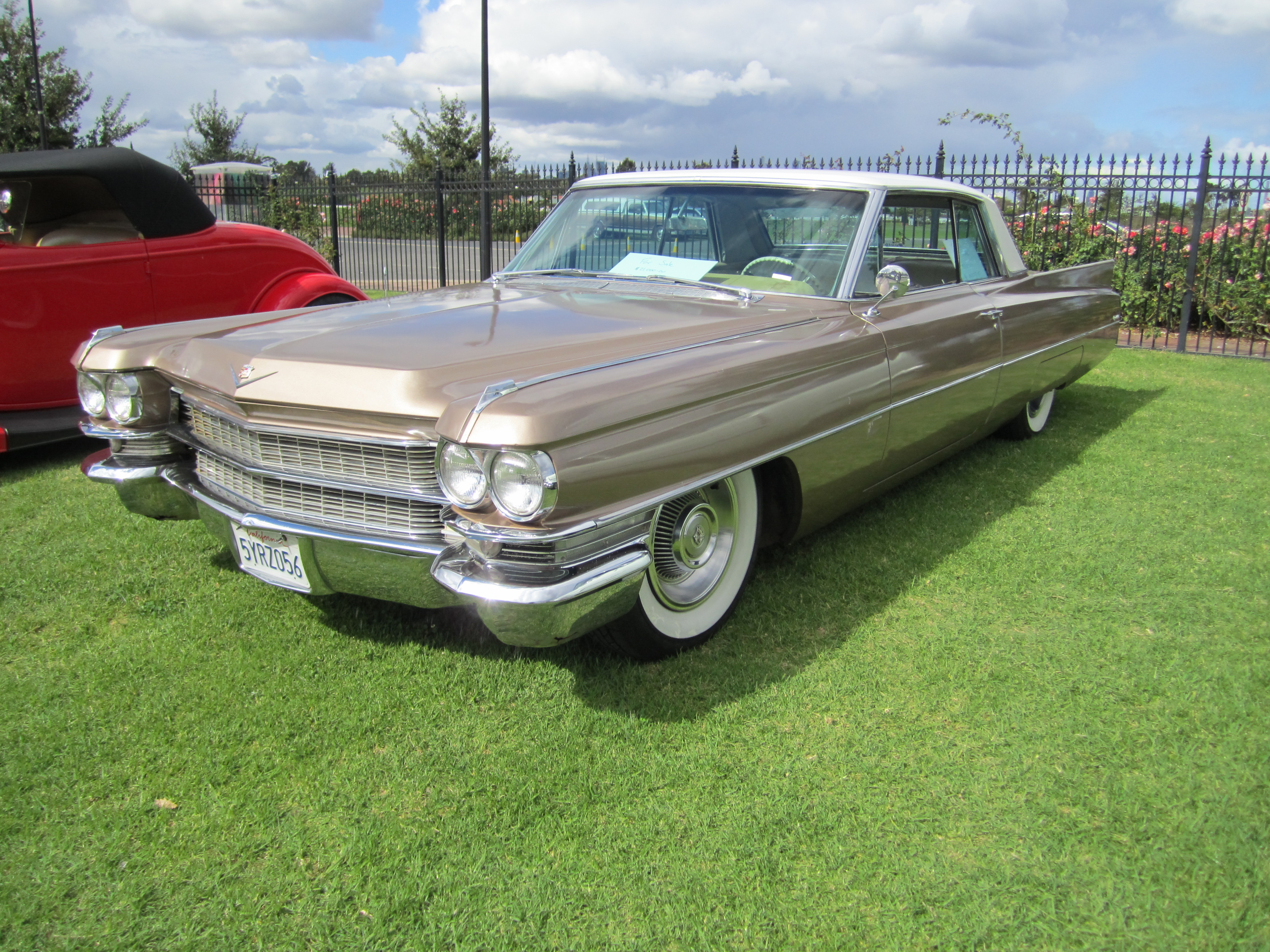 1963 Cadillac Coupe DeVille Wallpaper For Iphone