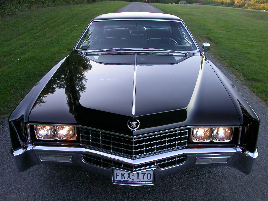 1967 Cadillac Eldorado Was The Top Wallpaper Download