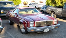 1976 Chevrolet El Camino Wallpaper For Ios