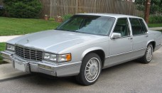 1989 93 Cadillac DeVille Wallpapers Download