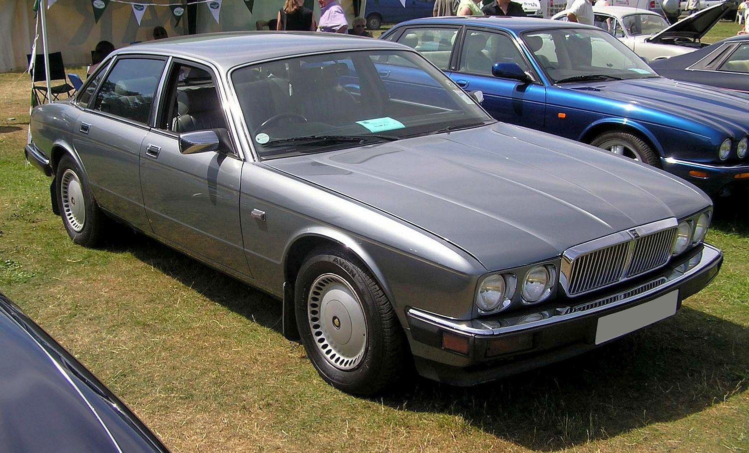 1989 Jaguar XJ6 Arp Wallpaper Download