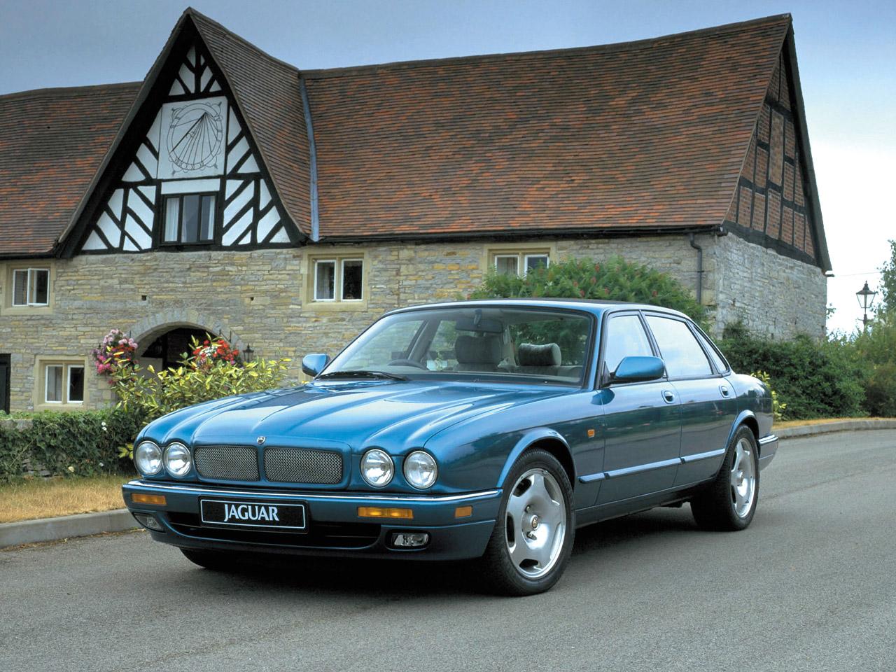 1994 1997 Jaguar XJR X300 The Last Cars Imported Desktop Background