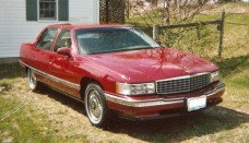 1995 Sedan DeVille CADILLAC Line Up Wallpaper For Android