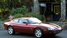 1999 Jaguar XK8 Coupe High Resolution Wallpaper Free