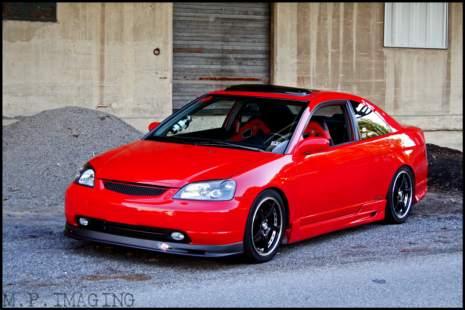 2001 2002 2003 Honda Civic 7th Generation Em es Jdm Fog Lights 5 Free Download Image Of