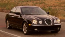 2001 Jaguar S Type 2 Has Produced 5 Models To Date HD Desktop Background