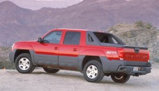 2002 Chevrolet Avalanche Image Credit High Resolution Wallpaper Free