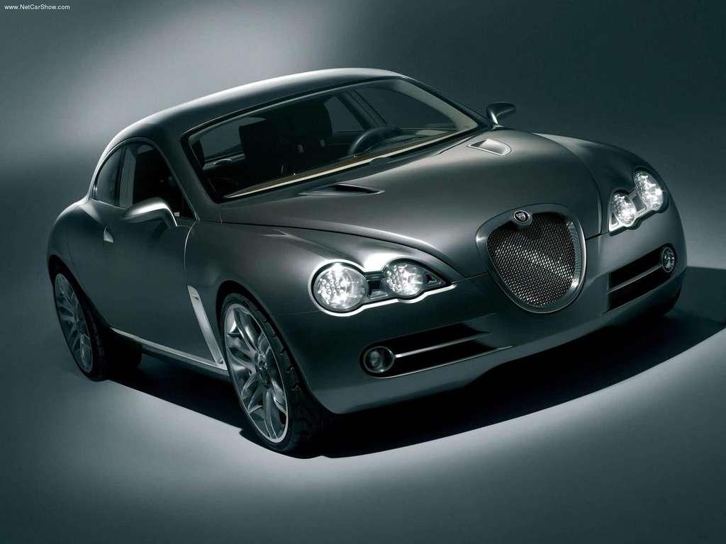 2003 Jaguar RD6 Concept Wallpaper For Desktop